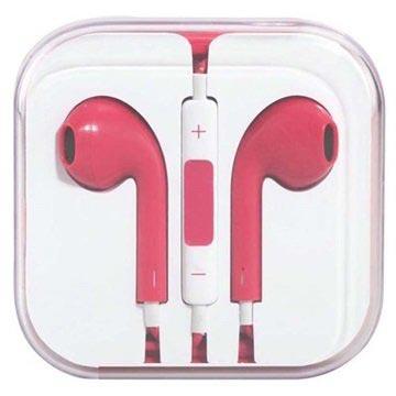 In-ear Koptelefoon iPhone, iPad, iPod Roze