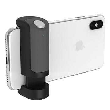 Just Mobile ShutterGrip Bluetooth-afstandsbediening Zwart