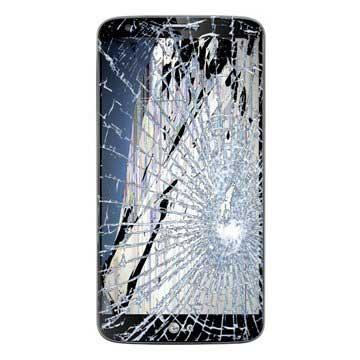 LG G2 LCD & Touchscreen Reparatie Zwart