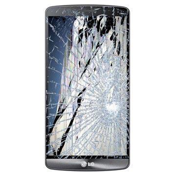 LG G3 LCD & Touchscreen Reparatie Zwart