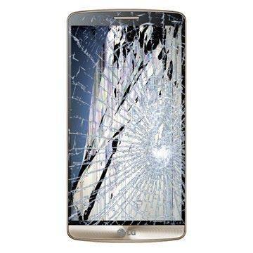 LG G3 LCD & Touchscreen Reparatie Goud