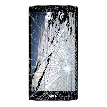 LG G4 Beat LCD & Touchscreen Reparatie Metaalachtig Grijs