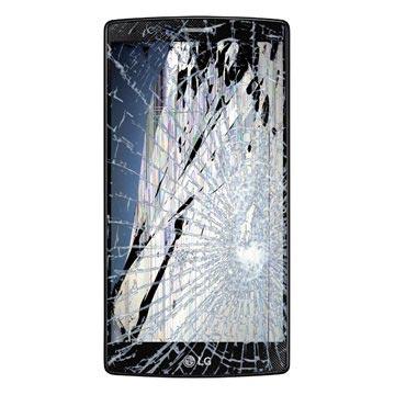 LG G4 LCD & Touchscreen Reparatie Zwart