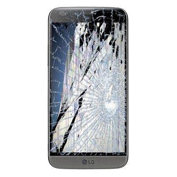 LG G5 LCD & Touchscreen Reparatie Zwart