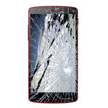 LG Nexus 5 LCD & Touchscreen Reparatie Rood