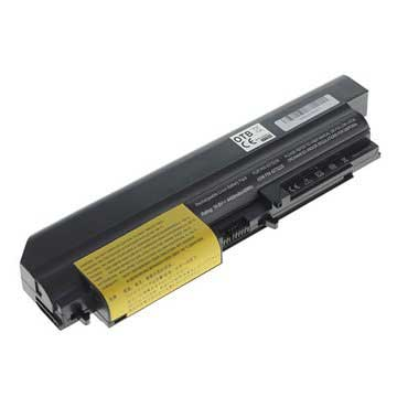 Laptop Batterij Lenovo ThinkPad R61, T61, R400, T400 Series 4400mAh
