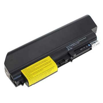 Lenovo ThinkPad T61-R61 Laptop Batterij 6600mAh