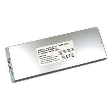 MacBook 13 Compatibel Laptop Batterij MB881xx-A, MB403xx-A, MB063xx-A 5200mAh Wit