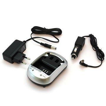 Nikon EN-EL3 Batterij Lader - Nikon D300S, D300, D90