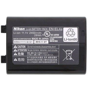 Nikon EN-EL4a Accu