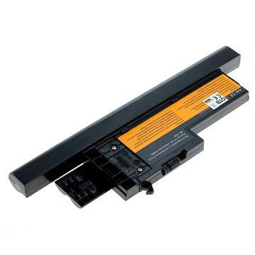 IBM-LENOVO Batterij ThinkPad X60 1706 X61 7673 Zwart 4400 mAh