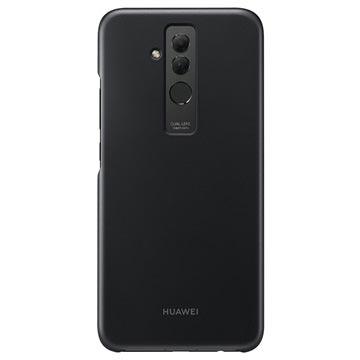 Huawei Mate 20 Lite Beschermende Cover 51992651 Zwart
