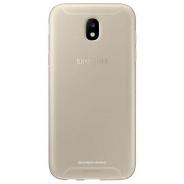 Samsung Galaxy J3 (2017) Dual Layer Cover EF-PJ330CFE Goud