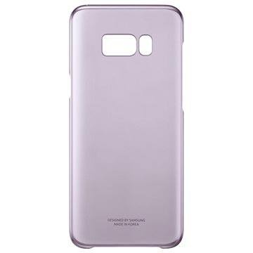 Samsung Galaxy S8 Plus Clear Cover EF-QG955CV Lilla