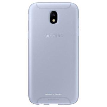 Samsung J5 2017 Jelly Cover Blue