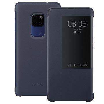 Huawei Mate 20 Smart View Flip Cover 51992605 Blauw