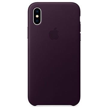 Apple MQTG2ZM-A 5.8  Skin-hoes Aubergine mobiele telefoon behuizingen