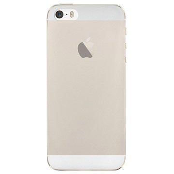 iPhone 5-5S-SE Puro 0.3 Ultradun Siliconen Hoesje Doorzichtig