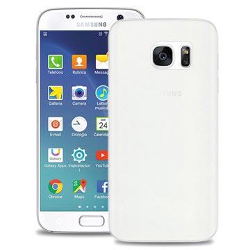 Samsung Galaxy S7 Puro 0.3 Ultra Dunne Siliconen Hoes Doorzichtig