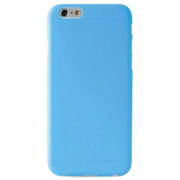 PURO Puro iPhone 6 UltraSlim 0.3 mm Cover With Screenprotector Blue (IPC64703BLUE)