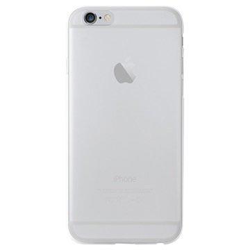 iPhone 7 Puro 0.3 Ultradun Siliconen Hoesje Doorzichtig