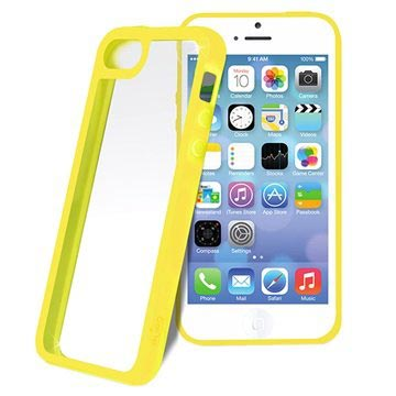 PURO Puro iPhone 5C Clear Cover Yellow (IPCCCLEARYEL)
