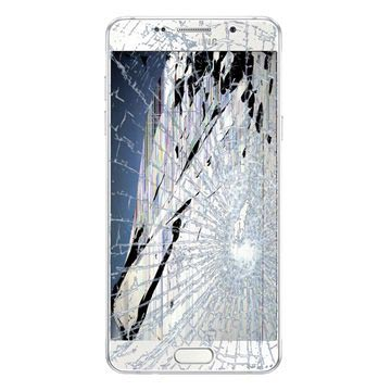 Samsung Galaxy A5 (2016) LCD & Touchscreen Reparatie Wit