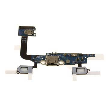 Samsung Galaxy Alpha Oplaad Connector Flexkabel