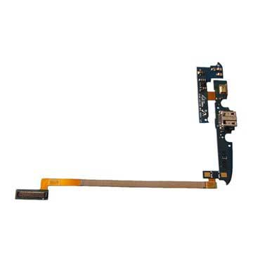 Samsung Galaxy S4 Active I9295 Oplaad Connector Flexkabel