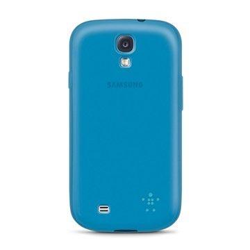 Grip Sheer TPU trkis matt Samsung Galaxy S4