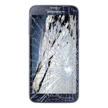 Samsung Galaxy S5 Neo LCD & Touchscreen Reparatie Zwart