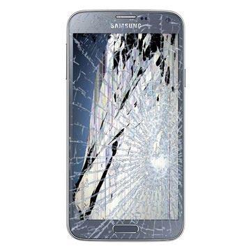 Samsung Galaxy S5 Neo LCD & Touchscreen Reparatie Zilver