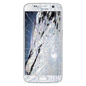 Samsung Galaxy S7 LCD & Touchscreen Reparatie Wit