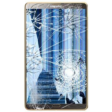 Samsung Galaxy Tab S 8.4 LTE LCD & Touchscreen Reparatie Brons