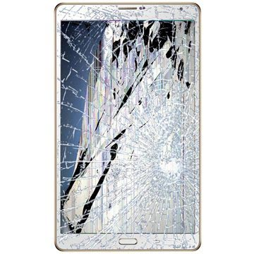 Samsung Galaxy Tab S 8.4 LCD & Touchscreen Reparatie Wit