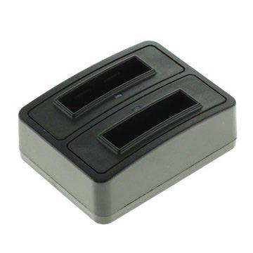 Sony NP-BN1 Dubbele Batterijlader Zwart