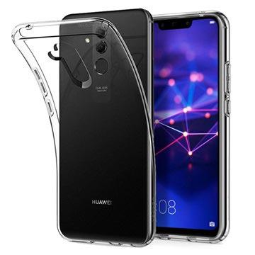 Spigen Liquid Crystal Huawei Mate 20 Lite Cover Doorzichtig