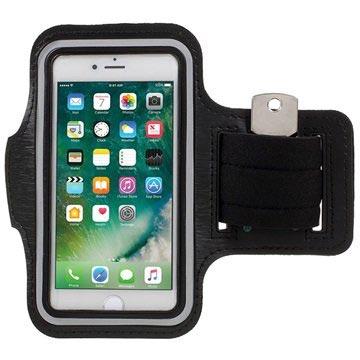 iPhone 7 Sports Armband Zwart