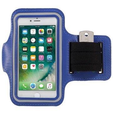 iPhone 7 Sports Armband Donkerblauw