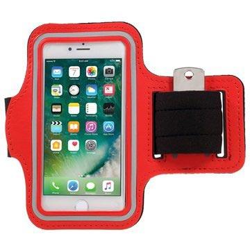 iPhone 7 Sports Armband Rood