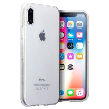iPhone 8 Ultra Dunne Siliconen Hoesje Doorzichtig