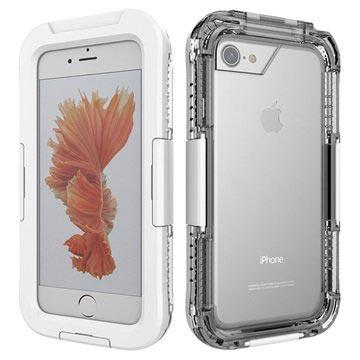 iPhone 7 Waterdicht Hoesje Wit