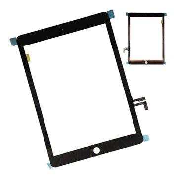 iPad Air Displayglas & Touchscreen Zwart