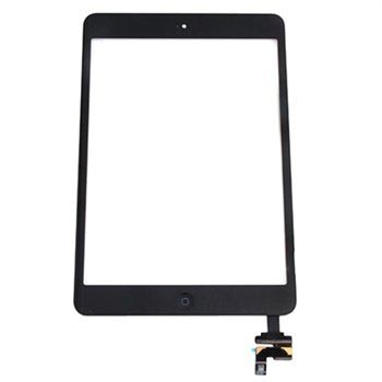 iPad mini Displayglas & Touchscreen Zwart