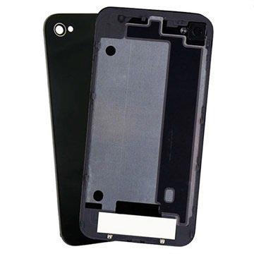 iPhone 4 Batterij Cover Zwart