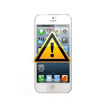 iPhone 5 Batterij Cover Reparatie Wit