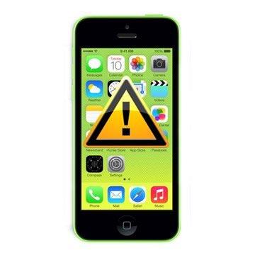 iPhone 5C Batterij Reparatie