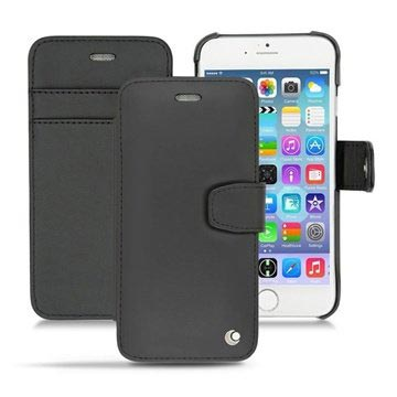 Noreve Tradition B Leather Case Apple iPhone 6 Plus Zwart