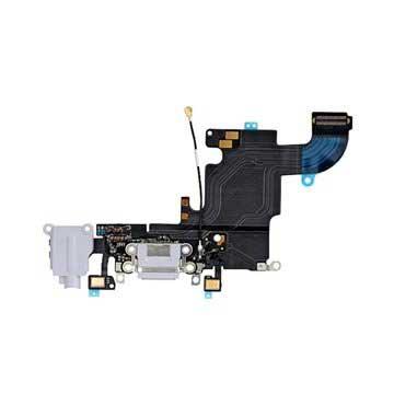 iPhone 6S Oplaad Connector Flexkabel Lichtgrijs