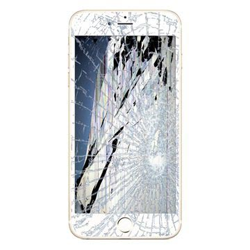 iPhone 6S LCD & Touchscreen Reparatie Wit Grade A